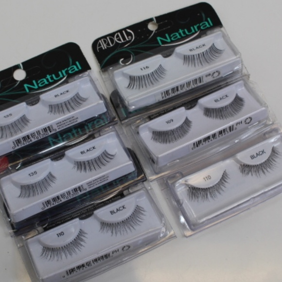2d7f333ed1b ARDELL Makeup   798 Natural 6 Pieces Set Lashes   Poshmark